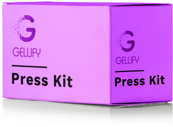 Press kit GELLIFY