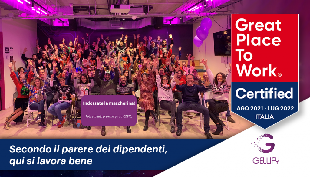 Great Place To Work® Italia 2021